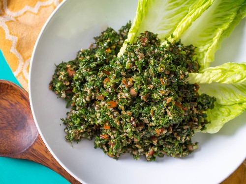 Subtle Steps Lead to the Best Tabbouleh Salad