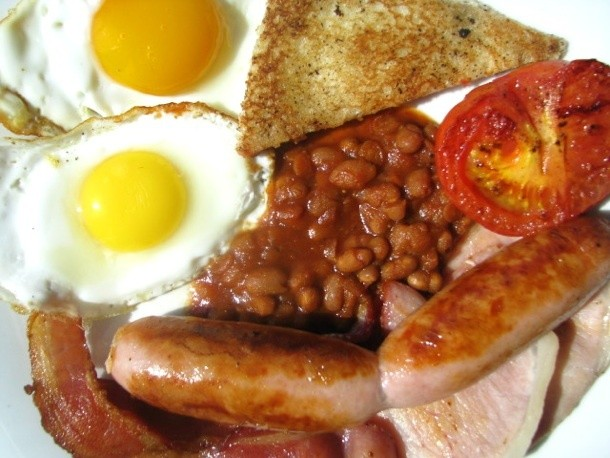 Where Do You Go for English Breakfast in NYC?
