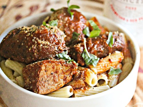 Slow-Cooker Sunday Gravy Recipe