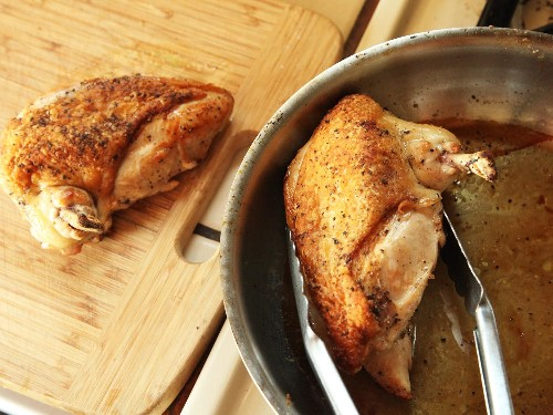 How to Cut an Airline Chicken Breast