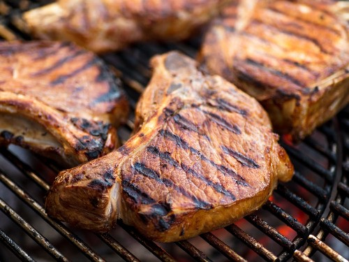 Grilling With Vinegar: Filipino-Style Adobo-Marinated Pork Chops
