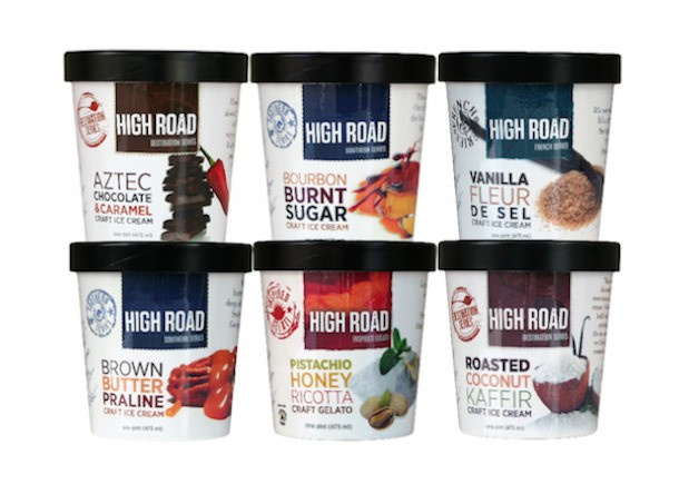 Seriously Delicious Holiday Giveaway: High Road Ice Cream 6-Pack