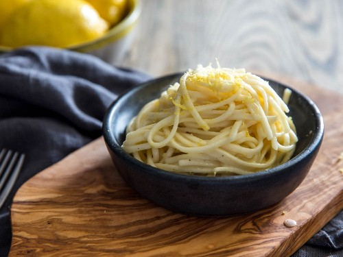 Lemon Spaghetti: Bright, Fresh, Fast, and Perfect for a Winter Night