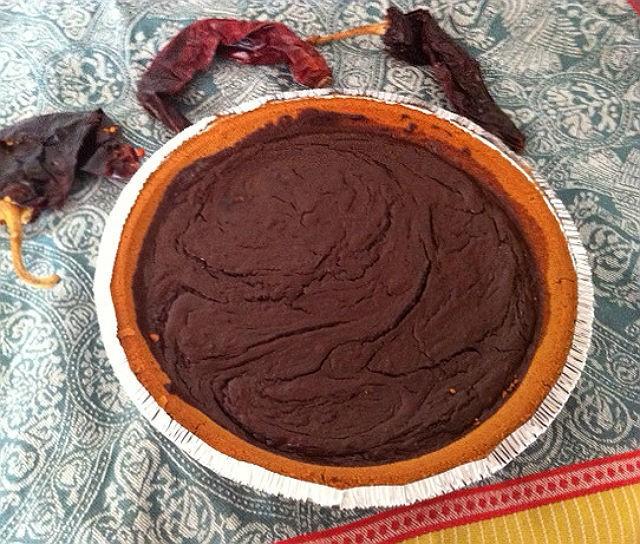 Mexican Hot Chocolate Pie Recipe