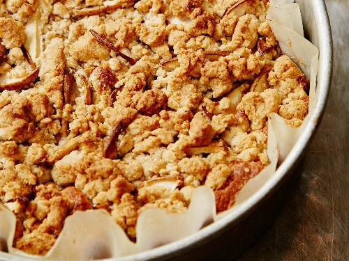 Pear Whole-Wheat Crumb Cake From 'Huckleberry'