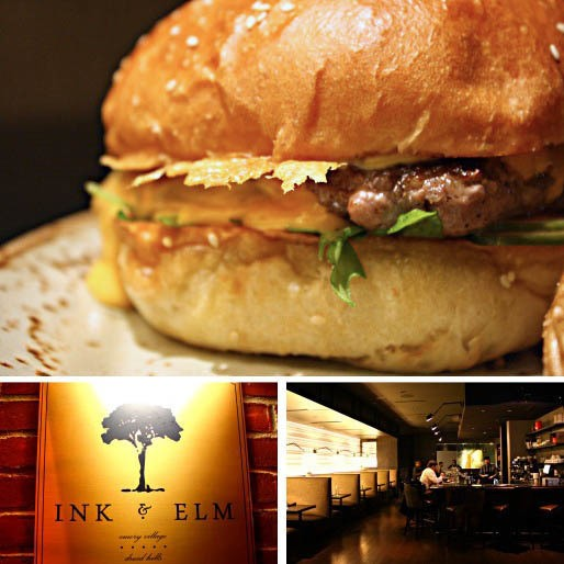 Expand Your Vocabulary and Get a Superb Burger at Ink & Elm in Atlanta