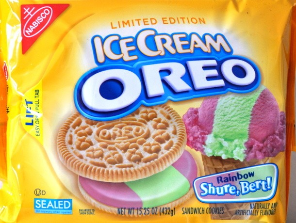 Dear Oreo, What In The What Are You Thinking?