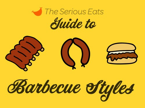 Announcing the Interactive Serious Eats Guide to Barbecue Styles!