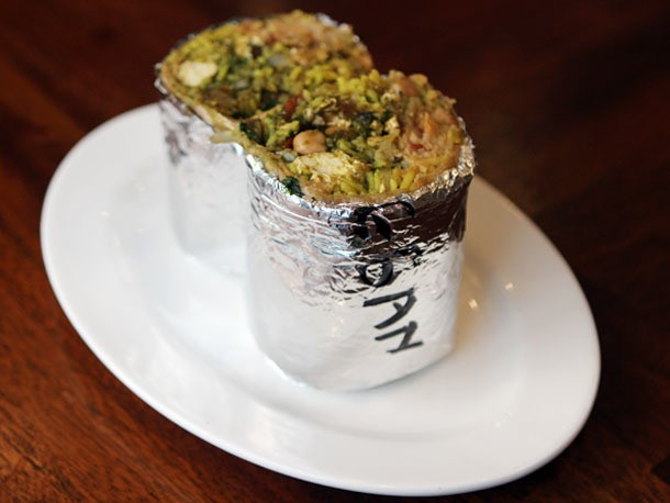 8 Great Meatless Burritos in the Mission, San Francisco