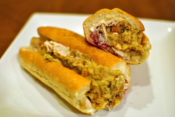 A Sandwich a Day: Turkey Terrific at The Real Deal, Boston