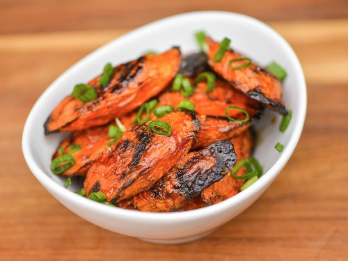 How to Cut and Grill Carrots for Deep, Sweet Flavor