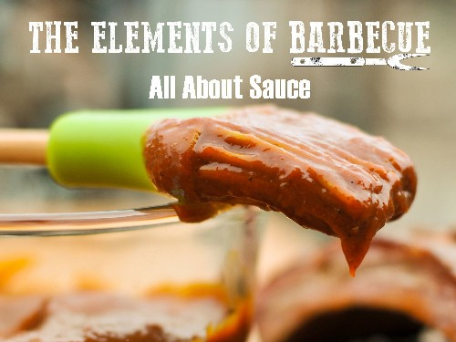 The Elements of Barbecue: The Case of Sauce