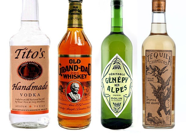 Ask A Bartender: Good Substitutes for Expensive Spirits