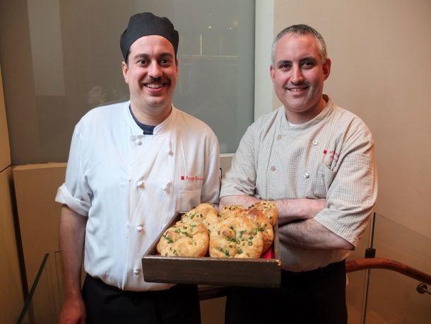 Why Restaurants Should Keep Their Bread Baskets