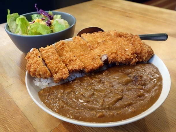 Killer Katsu Curry and Japanese Comfort Food at Cutting Board in Seattle