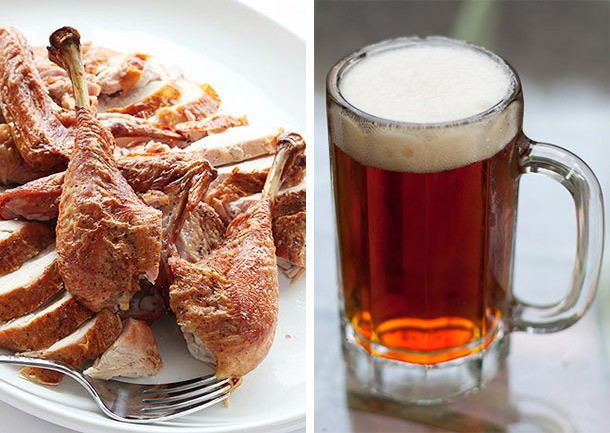 The Serious Eats Guide to Thanksgiving Beer Pairing