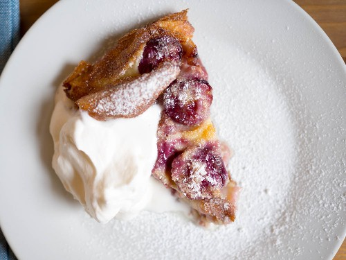 How to Make Cherry Clafoutis, a Dessert so Elegant, Your Guests Won't Know How Easy it is