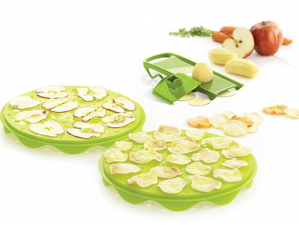 Gadgets: TopChips, Trays for Making Potato Chips in Your Microwave