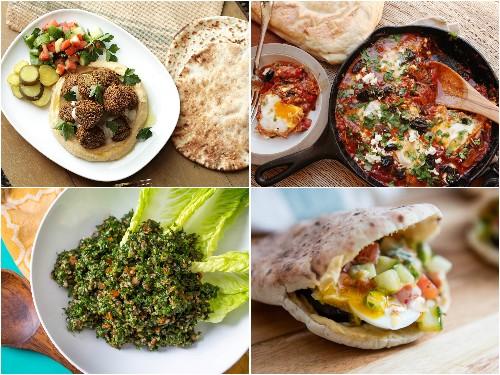 12 Middle Eastern Recipes, From Baba Ganoush to Zhug