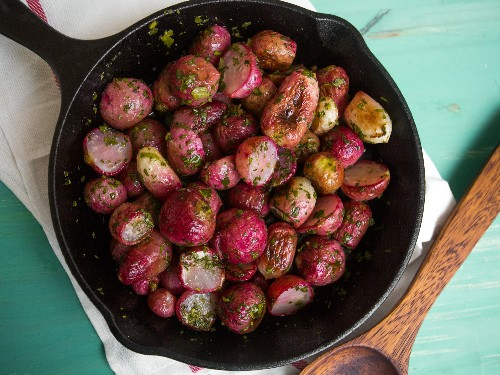 Forget Raw: Roast Your Radishes for Maximum Mileage
