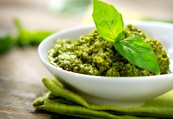 Pantry Essentials: All About Pesto