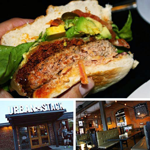 Chattanooga, TN: All Aboard for Loaded Burgers at Urban Stack