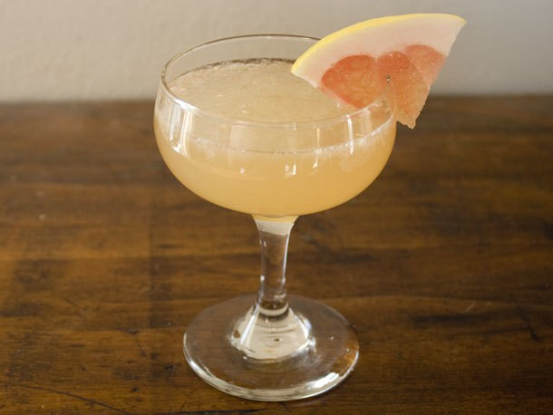 Pomelo and Basil Cocktail Recipe