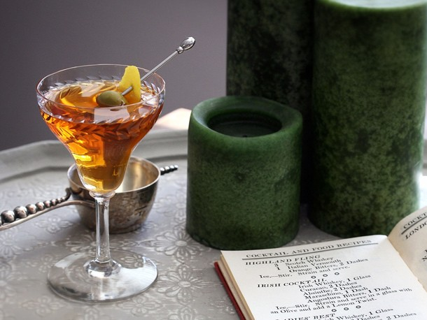 8 Irish Whiskey Cocktails for St. Patrick's Day