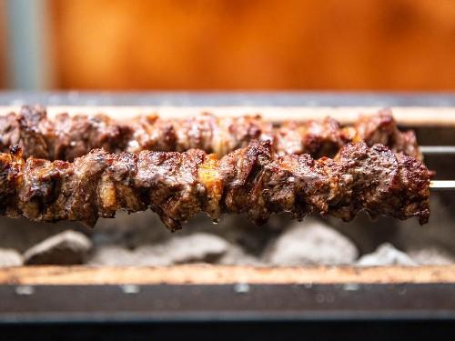 Grilled Italian-Style Lamb Skewers (Arrosticini Abruzzesi) Recipe