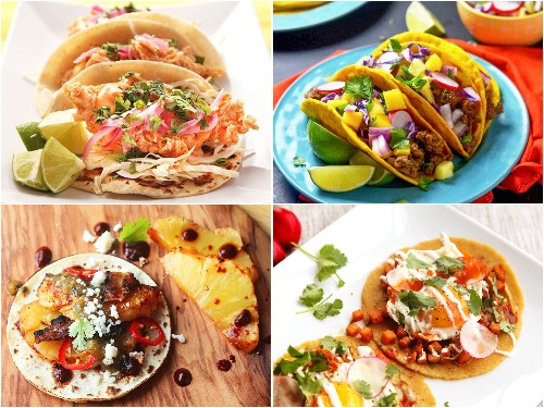 22 Tasty Taco Recipes to Celebrate Cinco de Mayo