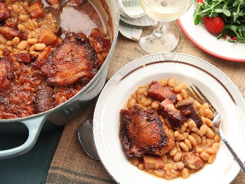 Traditional French Cassoulet Recipe
