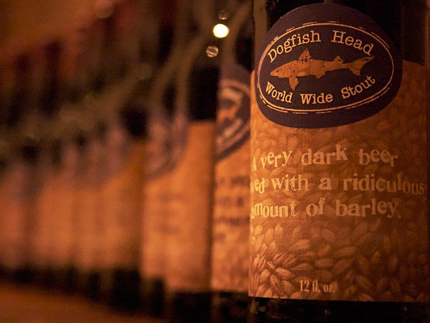 An Epic Vertical Tasting of Dogfish Head's World Wide Stout