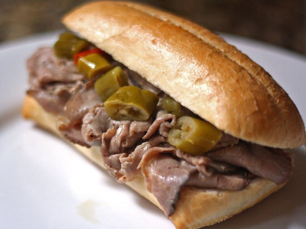 Homemade Italian Beef Recipe