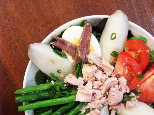 Sunday Brunch: Salade Niçoise Recipe