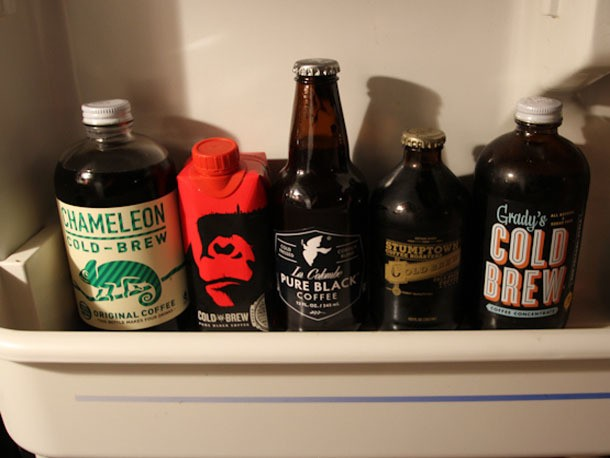 Which Is the Best Bottled Cold Brew Coffee?