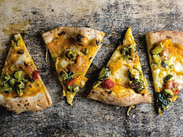 Saveur Magazine Releases Special Pizza Issue