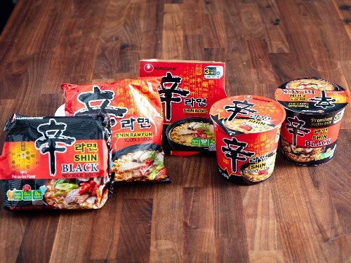 Shin Ramyun Is Terrible! (Long Live Shin Ramyun!)