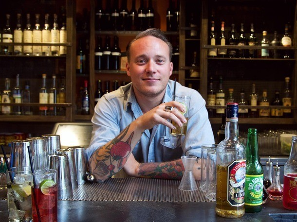 Cool Soda + Surprising Booze: How to Make Trick Dog's Awesome Highballs at Home
