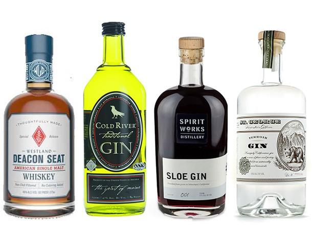 Bartender Picks: The Best Craft Distillers