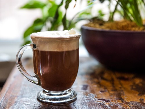 Want Your Coffee and Hot Cocoa, Too? This Italian Drink Combines Them
