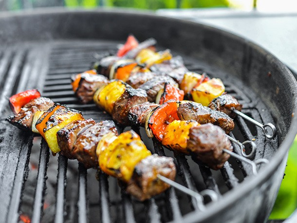 How to Make Great Grilled Kebabs