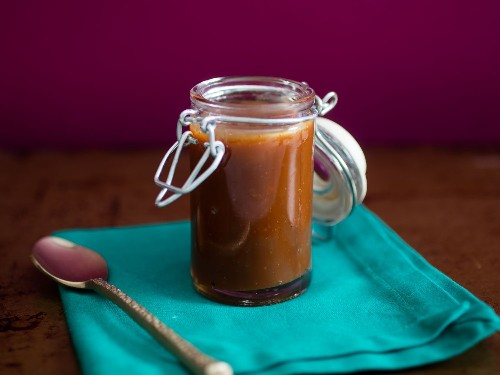 "Cajeta Casera (Homemade Goat's Milk ""Caramel"") Recipe"
