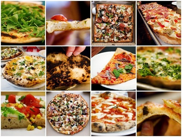 Eating Pizza? Send in Your Favorites to 'My Best Slice'!