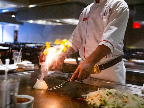 Easy, Peasy, Japanese-y: Benihana and the Question of Cultural Appropriation