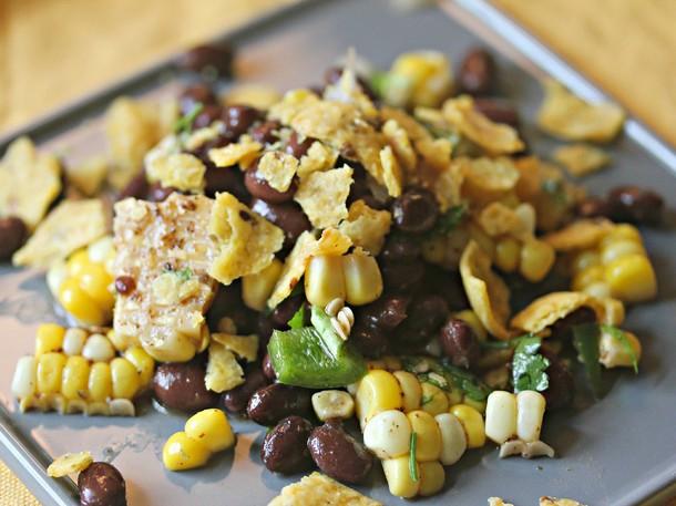 Summer Bean Salads: Black Beans With Corn, Cilantro, and Chili-Lime Vinaigrette