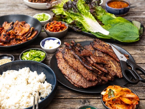 Bring Korean Barbecue Home With Salty-Sweet Beef Galbi