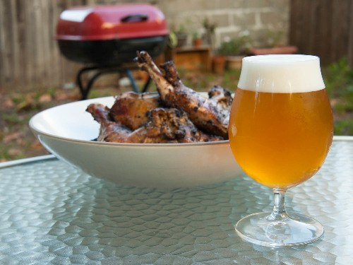 The Ultimate Backyard BBQ Beer Pairing Cheat Sheet