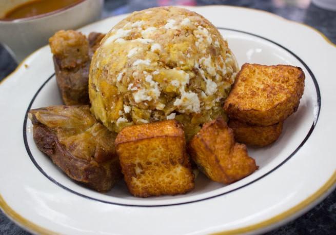 Bronx Eats: A Worthy Mofongo at 188 Cuchifritos