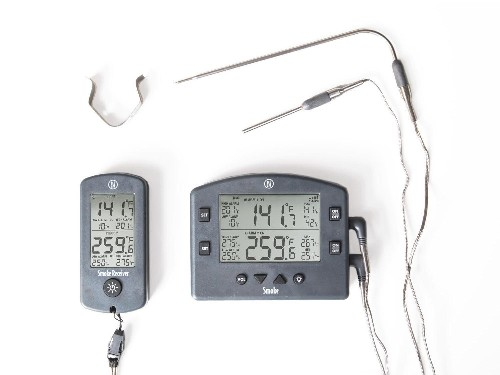 Get 20% Off the ThermoWorks Smoke BBQ Thermometer