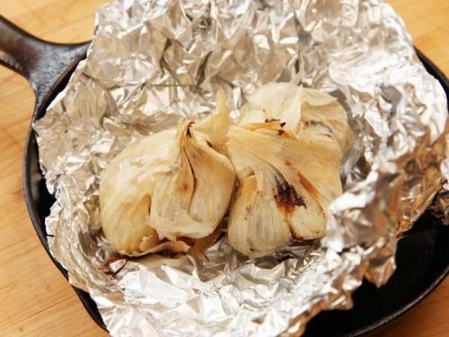 Easy Roasted-Garlic Focaccia Recipe